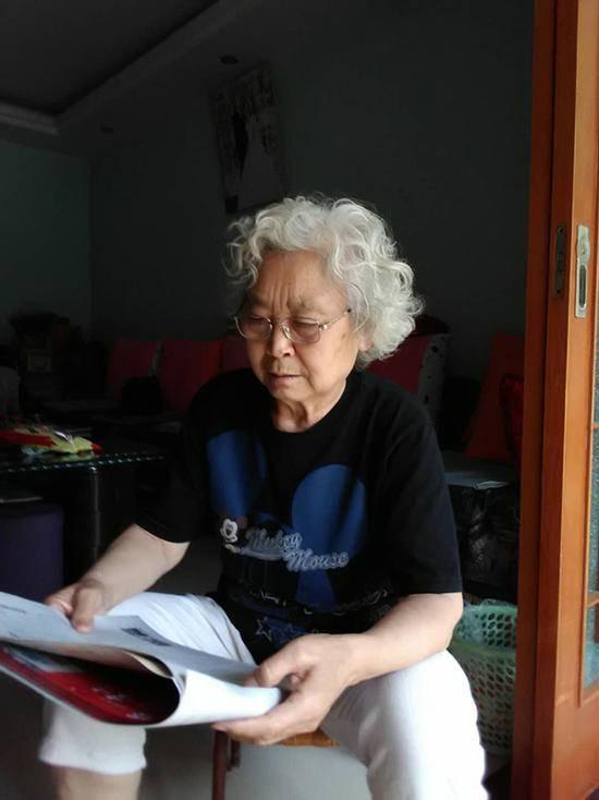 78岁患病老太求职:对命运毫无还手之力