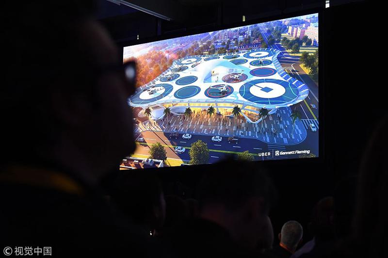 美宇航局与优步达成合作 探索城市空中交通系统