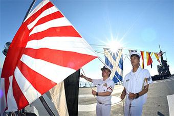 日本参加科莫多海上联演称要促进印太战略