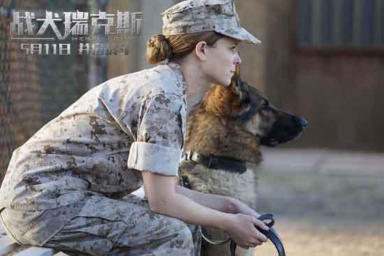 《战犬瑞克斯》点映获赞   人犬情深看点十足