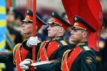 威武!俄胜利日阅兵展示世界顶尖军力