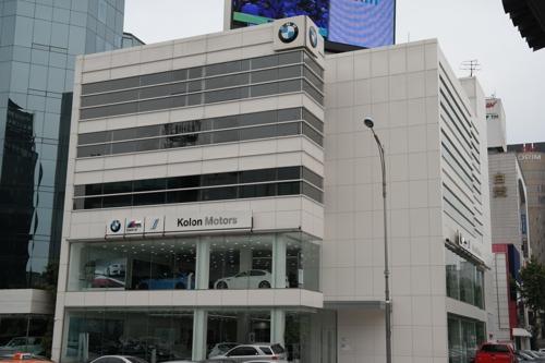 韩国1-4月进口车销量大幅增长24% 德系车领跑