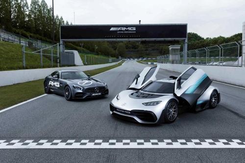奔驰在韩开通全球首条AMG专用赛道 推广高性能车