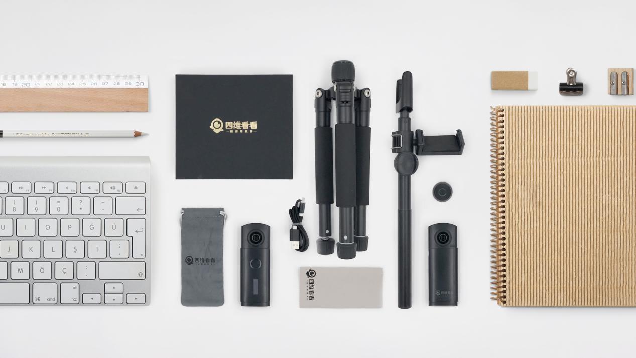 """全球首款消费级3D相机""""四维看看""""正式发布"""
