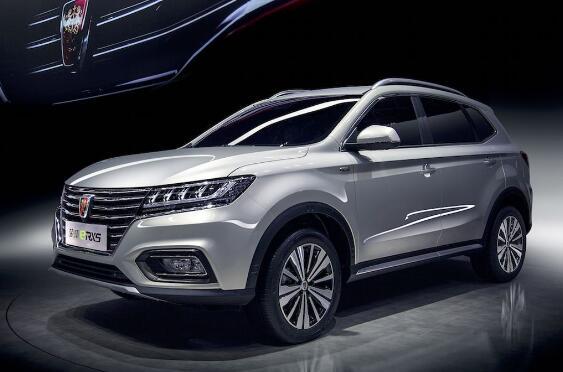 荣威RX5依旧是上汽自主品牌的销量主力