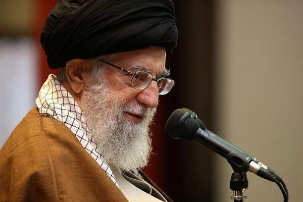 伊朗最高领袖发表讲话 谴责特朗普退出伊核协议