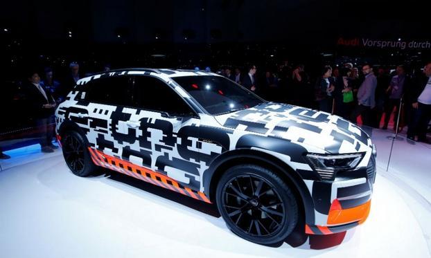 奥迪目标2025年新能源车销量达80万辆