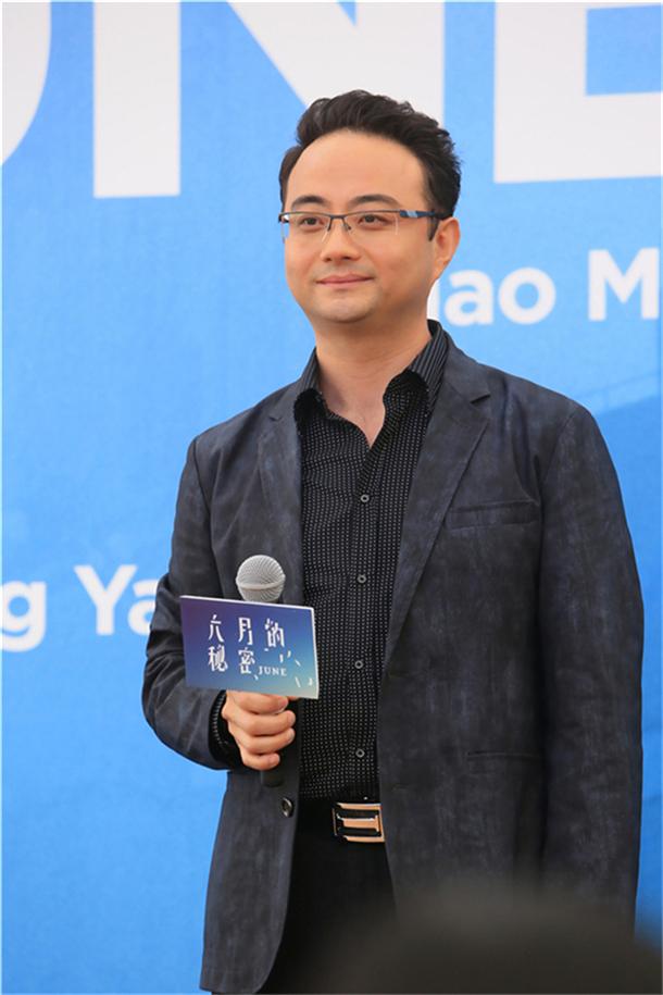 《六月的秘密》揭秘 郭富城苗苗助力新锐导演