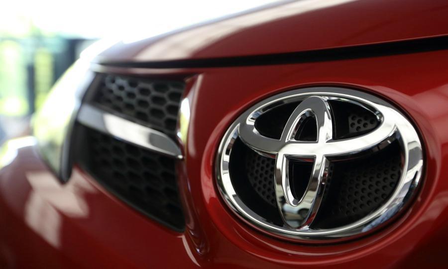丰田公布最新财报 一季度营业利润猛增43%