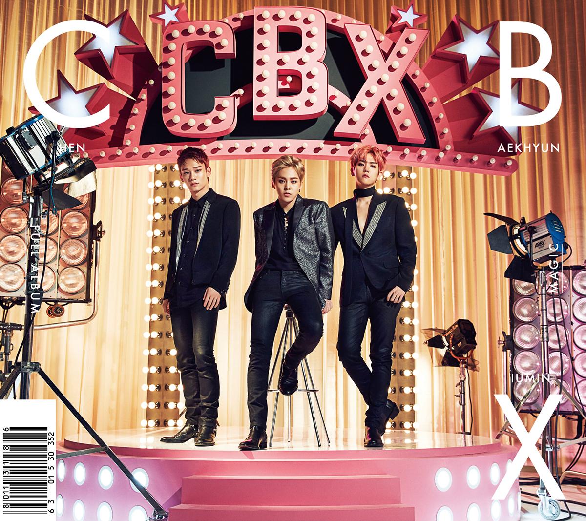 EXO-CBX 1位持续进行中!迷你2辑登上专辑月榜1位