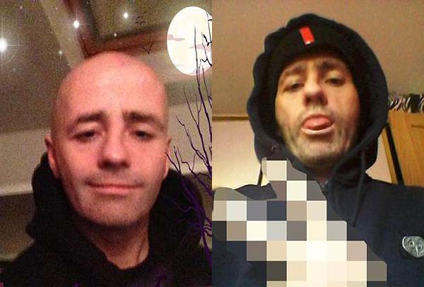 英笨贼盗窃后遗落手机 暴露自拍照遭逮捕