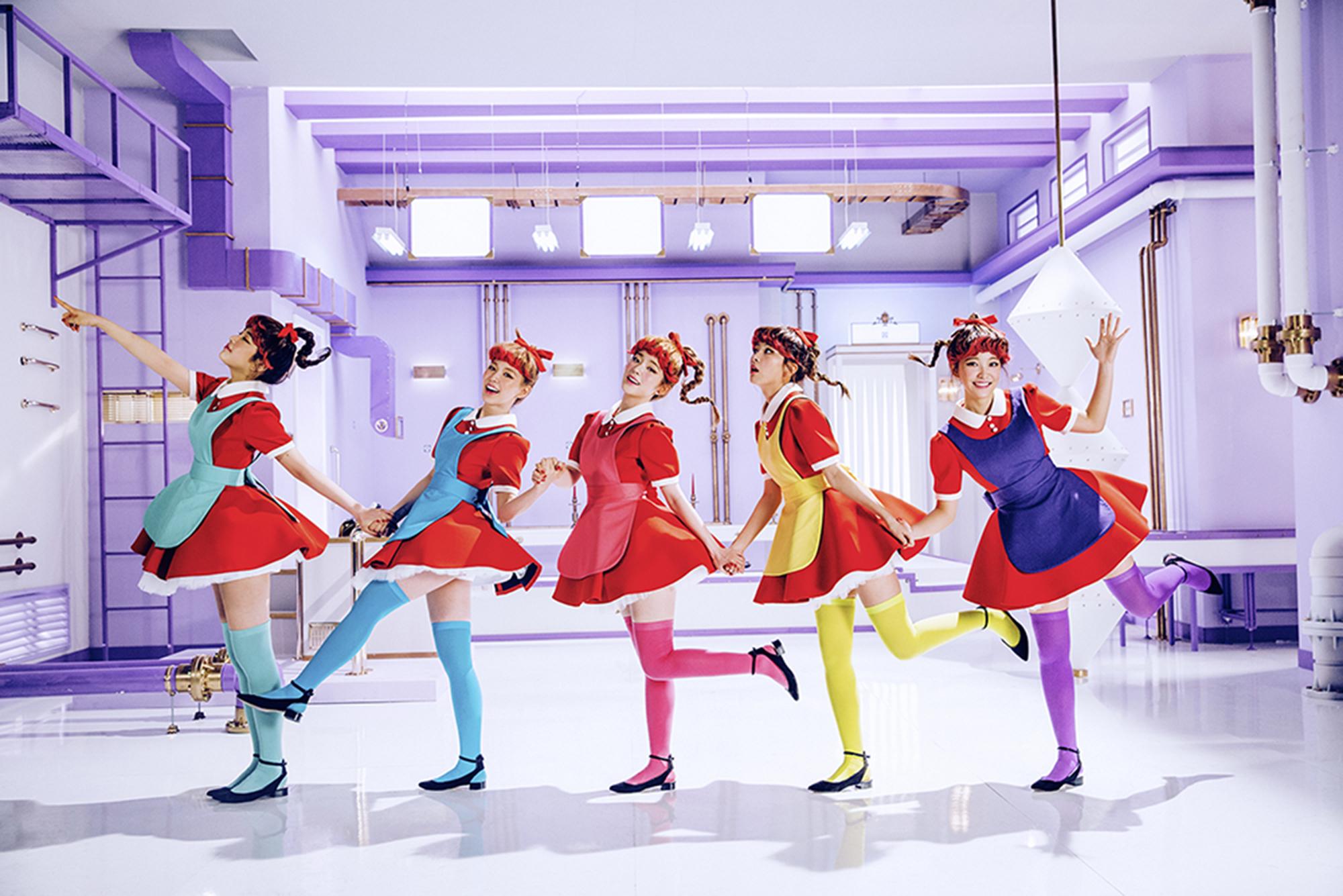 Red Velvet热门歌曲《Dumb Dumb》MV观看量破亿