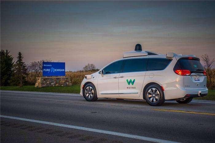 无人驾驶网约车不是梦:Waymo服务年底开跑
