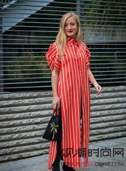 想瘦立刻腰带裙!这样穿就要显瘦五斤!可爱的仙衬衫小花性感图片