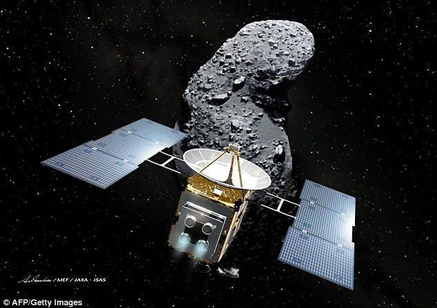 想发家致富成为富豪吗?可以试试去小行星采矿