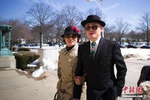 媒体:周立波纽约再次出庭 律师称案件有望于本月结束