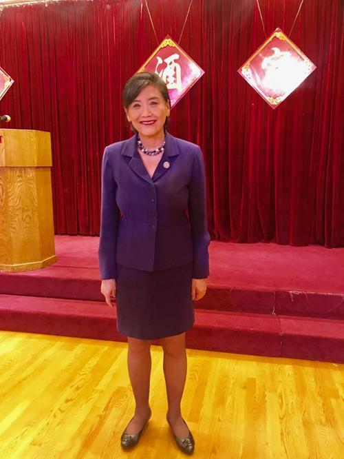 美国联邦众议员赵美心:让中医针灸惠及更多民众