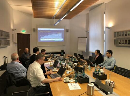 海尔参加IEC智能制造国际标准工作组会议,推动自主技术成果走向世界