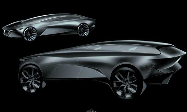 阿斯顿马丁证实Lagonda首款车为SUV 2021年问世