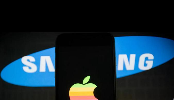 苹果三星因手机设计专利再次对簿公堂 赔偿金额成迷