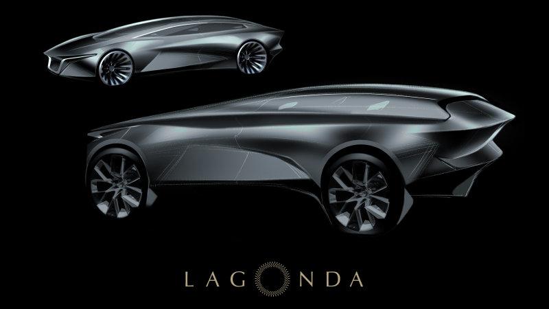 Lagonda有望于2021年推出量产版纯电动SUV