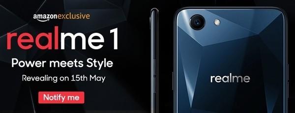 布局印度智能手机市场 OPPO推出了全新子品牌——real me
