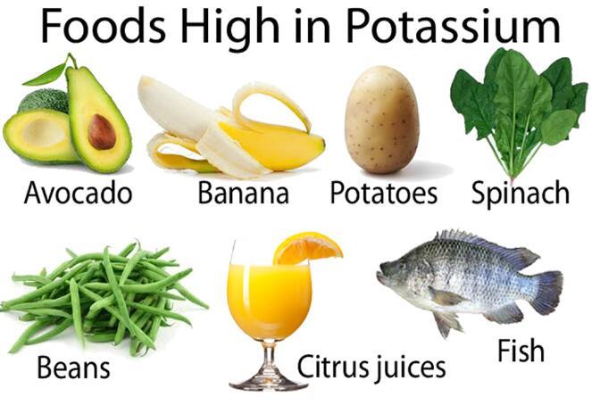肾病患者需警惕高钾食品 合理控制饮食