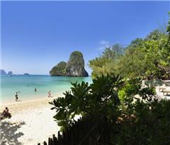 初夏旅行好去处!泰国莱蕾海滩攀岩看海两不误