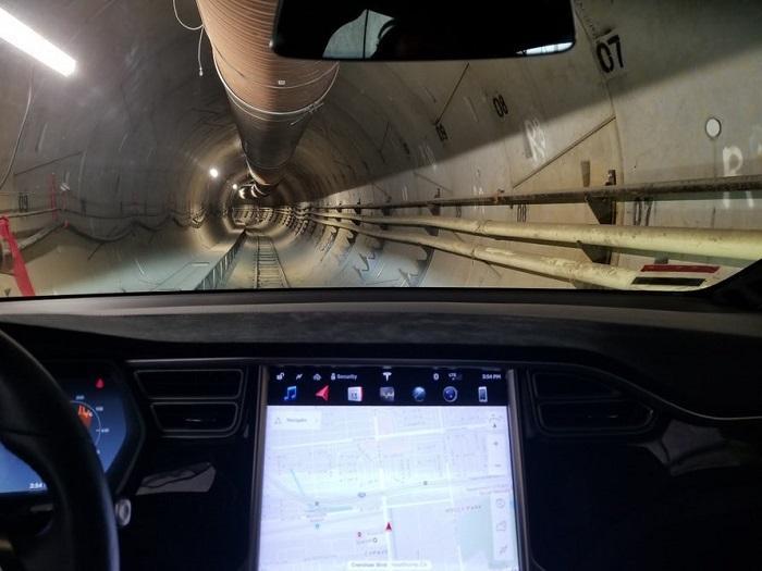Boring Company洛杉矶测试隧道已接近完工