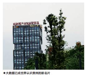 """细""""数""""贵州大数据产业"""