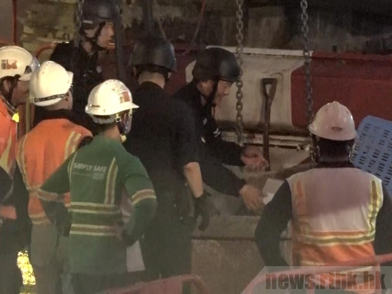 半年内第三宗!香港湾仔又现炸弹 警方已疏散人群