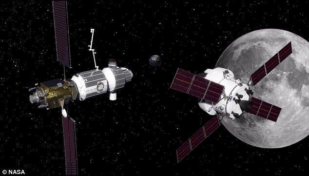 NASA新掌门入职首次发声:美国人要重返月球