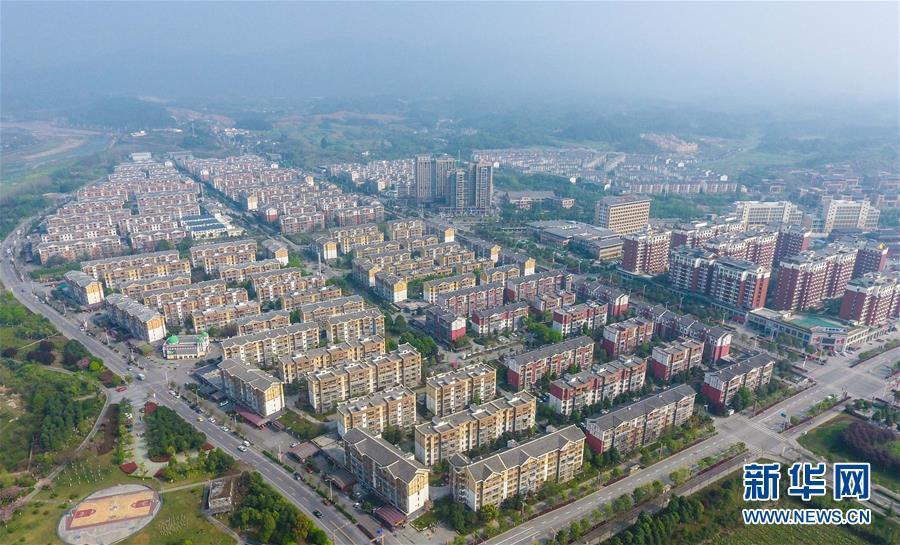 有一种奋斗叫中国力量——汶川地震灾后重建发展记