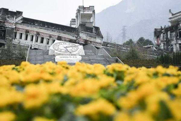 汶川地震十年:把家园建设得更加美好