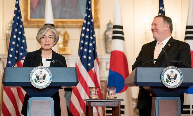 """美国务卿:朝鲜若弃核,美国愿助其实现""""韩国般繁荣""""!"""