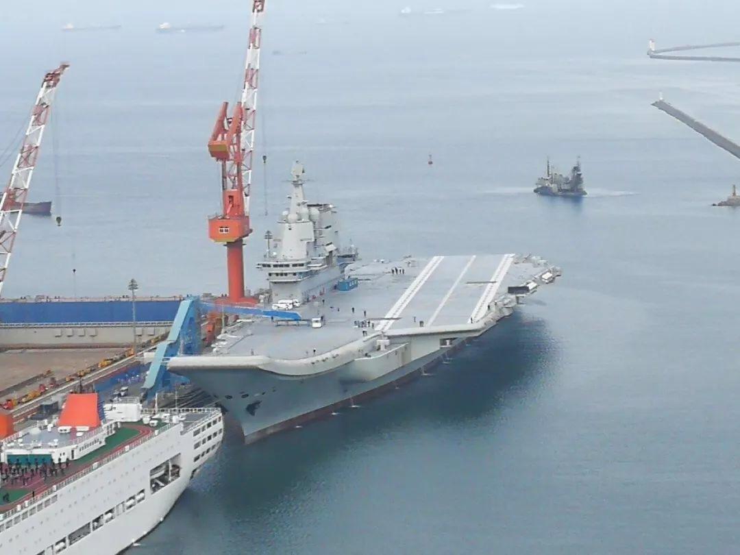 航母工程总指挥:我国航母建造能力跻身世界前列