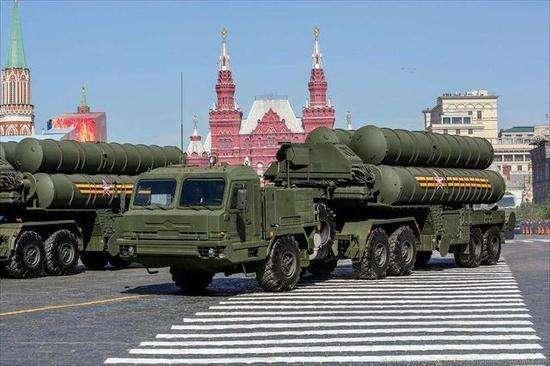 """400防空导弹将帮中国""""彻底限制""""对手"""