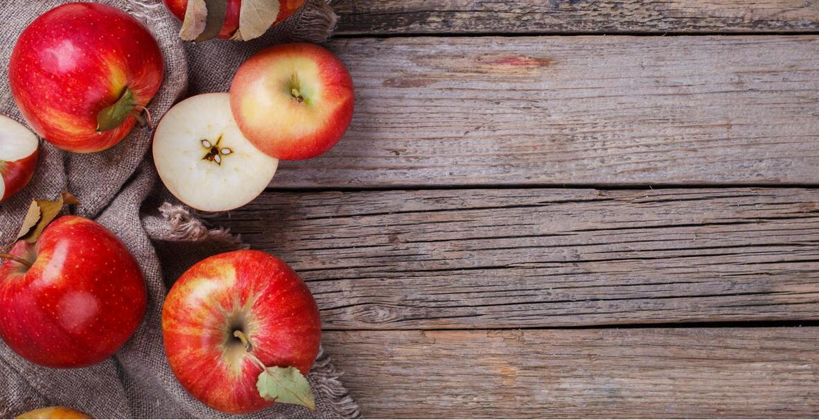 减肥美牙健康果:坚持吃苹果 美丽永相伴