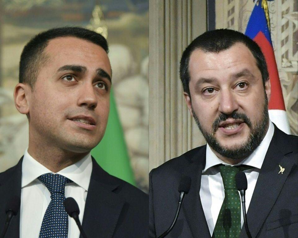 """意大利组阁谈判: """"反体制""""政党达成协议有望联合执政"""
