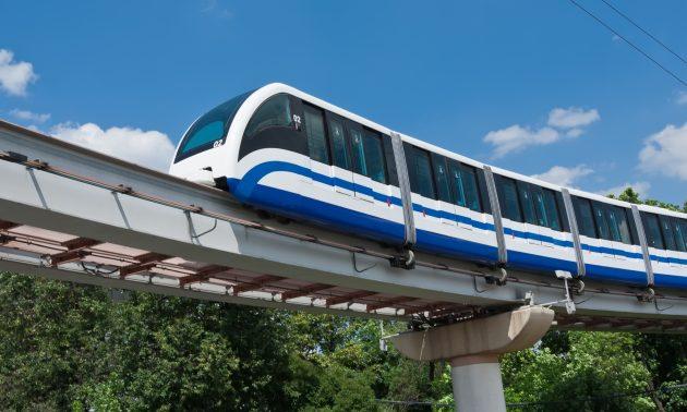 签下泰国订单 我国无人驾驶单轨列车首次出口