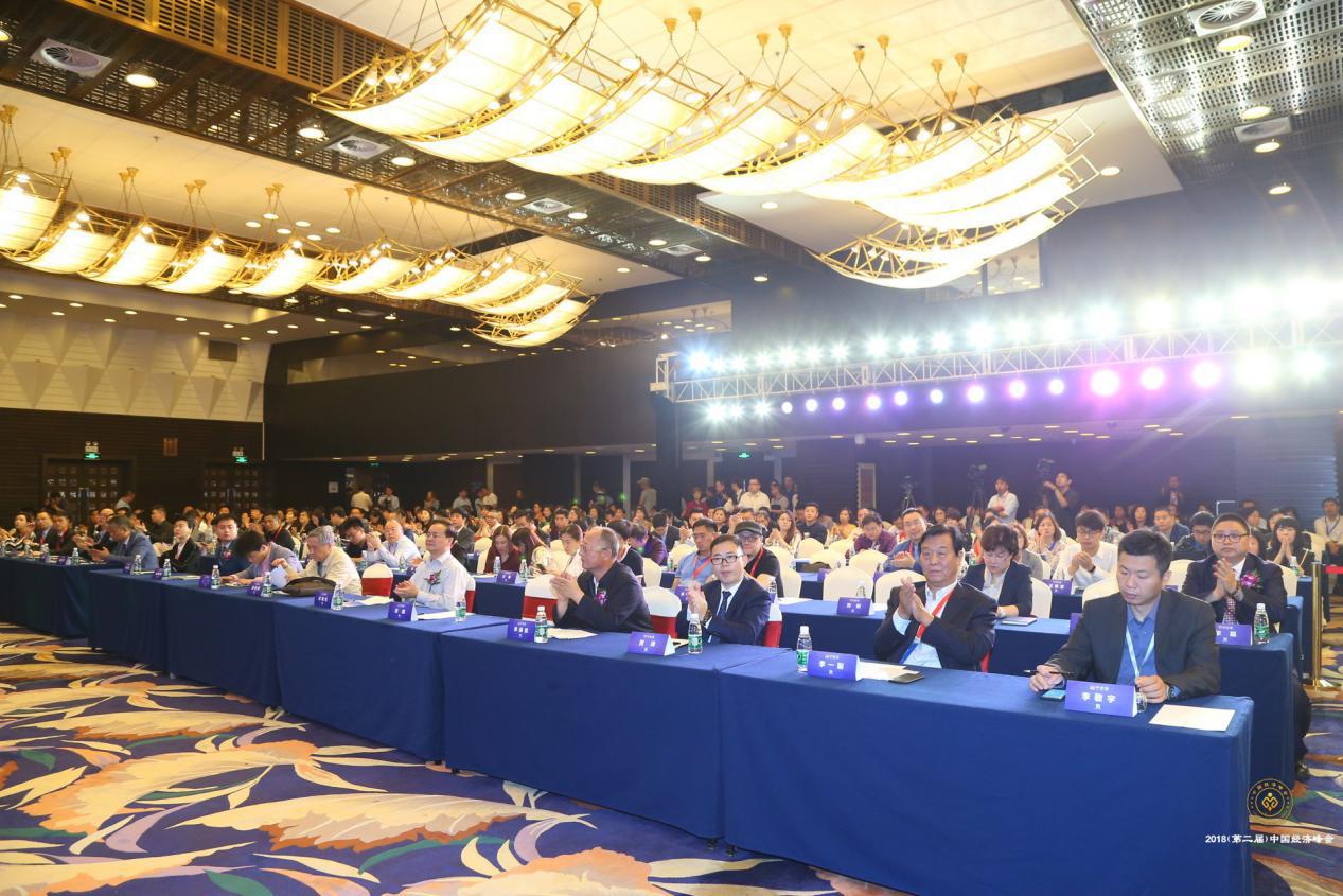 2018(第二届)中国经济峰会在京隆重举行