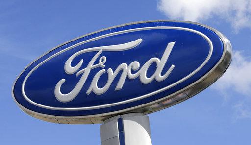 福特4月在华销量同比下降26% 林肯品牌降低14%