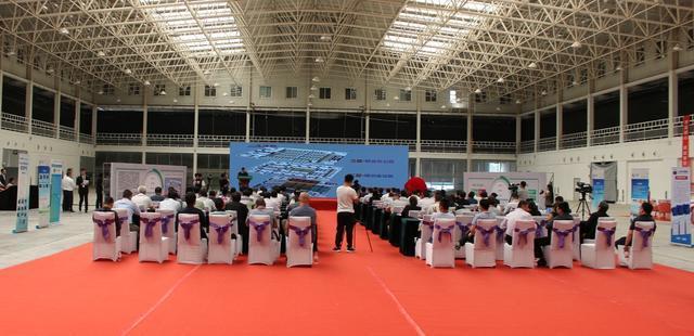 北京:绿建节能环保示范及培训教育基地开工仪式举行