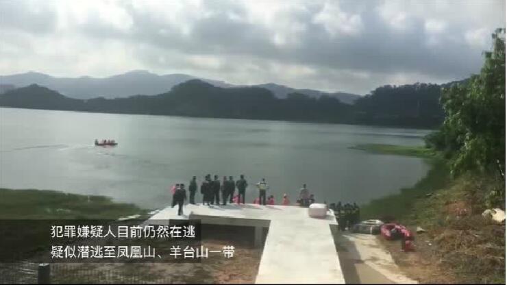 深圳女子面试时被砍身亡 凶手或跳入水库
