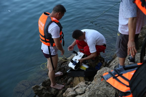 提高效率 水下机器人应用于救捞领域