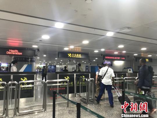 广州海关严格卫生检疫防控登革热疫情传入