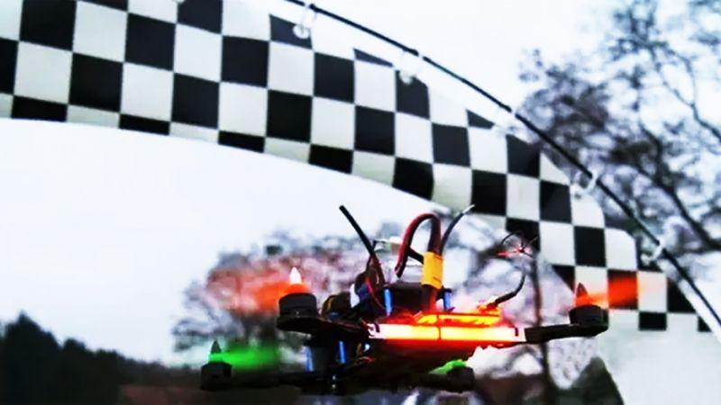 无人机首次飞入省运会