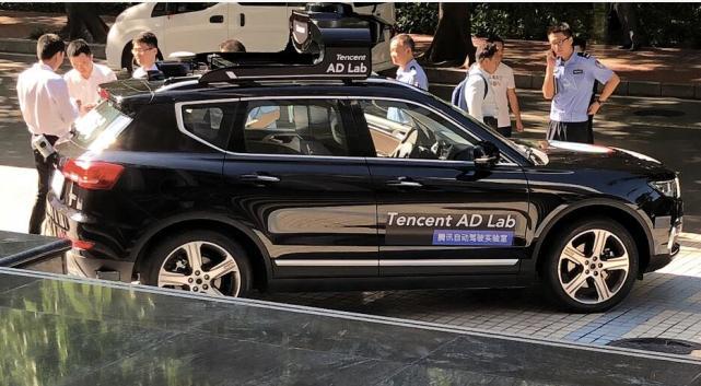 外媒:腾讯继百度与阿里后获准在深圳测试自驾车