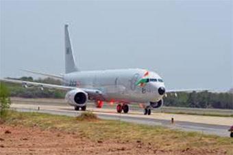 印度庆祝P-8I服役5周年纪念日