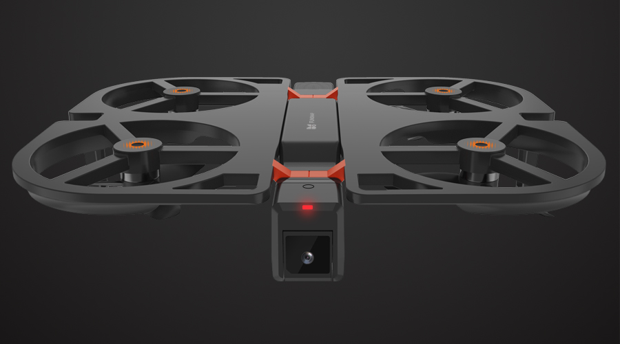 逗映科技iDol智能无人机上架小米众筹  售899元支持手势识别